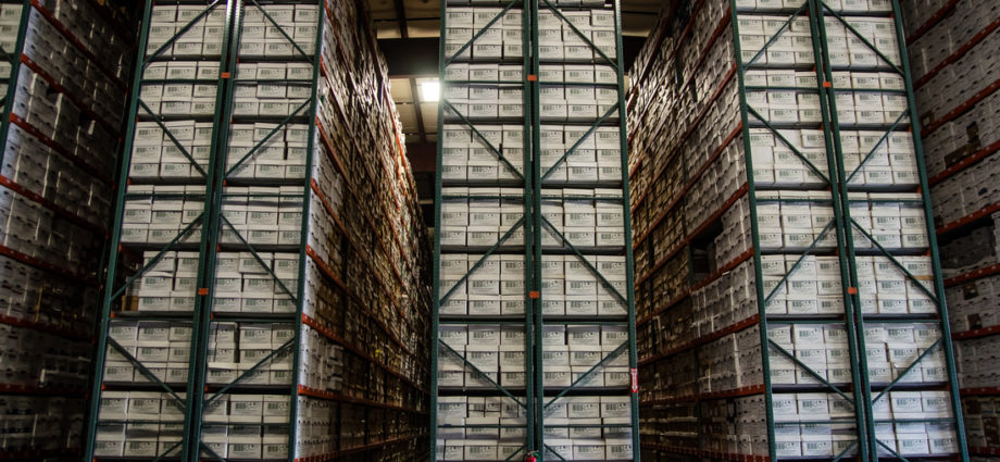 Could The Depreciation Of The Pound Boost Demand For Warehouse Storage Space?